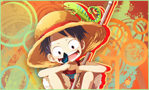 Luffy by Nocturnal-Mercy