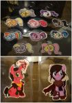 GalaCon Preview 1: Keychains by Lykaios-Avery