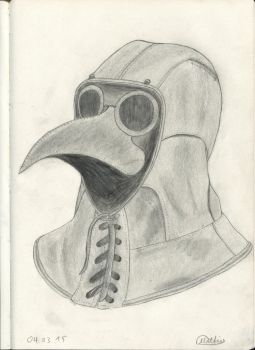 Plague Doctor by Padernoster