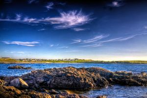 Newfoundland Shoreline HDR by Witch-Dr-Tim