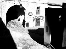 Sighisoara by skaraotzky