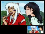 Inuyasha Dedraw by psycobabble402