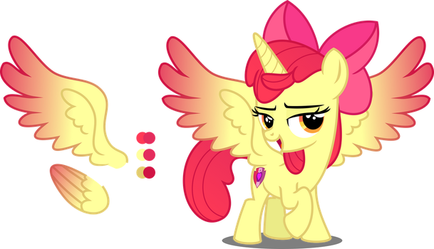 Apple Princess by Orin331