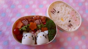 hello kitty bento by minicuteclub
