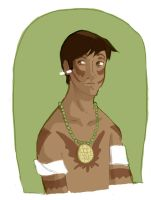 Taino by quite-possibly