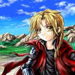 Edward Elric FMA by Soreiya
