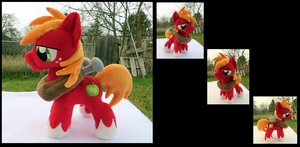 Master Macintosh by fireflytwinkletoes