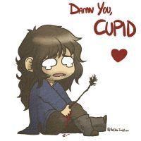 Damn you, Cupid. by AlyTheKitten