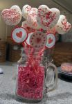 Valentine Marshmallow Hearts by Cinnamoncandy