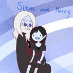 Simon and Marcy by PvElephant