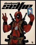Deadpool Selfie by lattimer36
