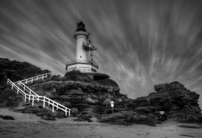The Lighthouse by DanielleMiner