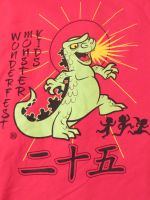 Wonderfest Kaiju T-Shirt by Legrandzilla