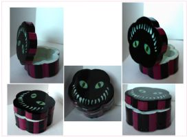 The Cheshire Cat Box by CaptainDunkenstein