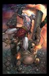 Kratos by jadecks