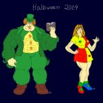 Halloween2014 by dwarfpriest