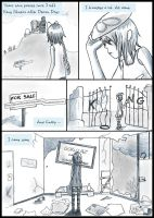 I came home - Page 1 by NouvelOrage