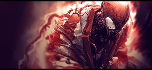 Carnage signature by JaSoNikola