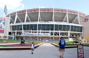 Great American Ball Park by WidoPhoto