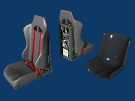 Blaster Master WIP - Seat fix by DFStormbringer