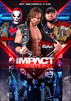 TNA Poster Collab With AA by HTN4ever