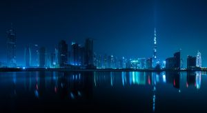 Rhapsody in Blue by VerticalDubai