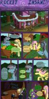 Rocket to Insanity: Common Differences 2 by seventozen