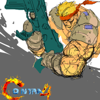 Contra 4 by NoBullet