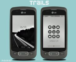 Trails by antzdroid