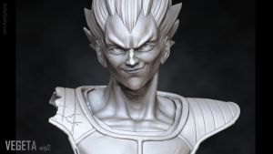 Vegeta wip2 by Art-by-Smitty