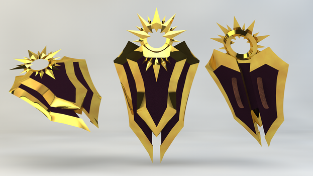 Leona's Shield by iammrx
