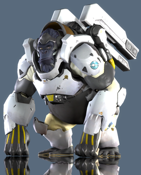 Winston (Primary) by Yare-Yare-Dong