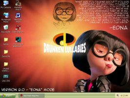 'Edna' Mode by the-Mad-Hatress