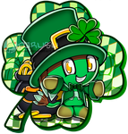 St. Patrick's Day - The Leprechaun by Forusu