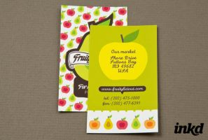 Graphic Farmers Market by inkddesign
