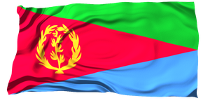 Flags of the World: Eritrea by MrAngryDog