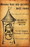 Paper Castle by ningyohime07