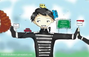 Gerard Highway by rhymeswithway