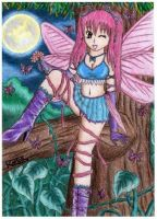 Hadlys the fairy by raptorthekiller