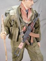 Soviet VDV, Afghanistan 1988 2 by dollbutcher