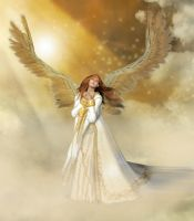 Prayer for an Angel's Charge by tinablanton