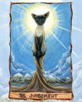 Judgement Tarot Card by sobeyondthis