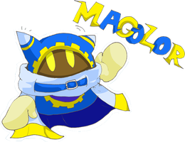 Magolor by BunnyZiegs