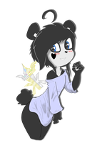 Ken Ashcorp (Color Edited) by King-Kipp