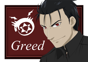 LOAO: Greed by B-Griveros
