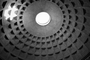 The Pantheon by EverestPhoto