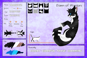 TIDALWAVE | StarClan Application | DOW by rainwolfeh