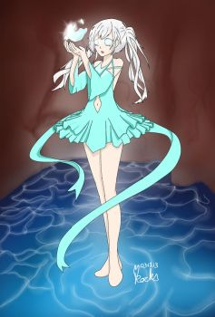 Water Mage by a-zombified-chimera