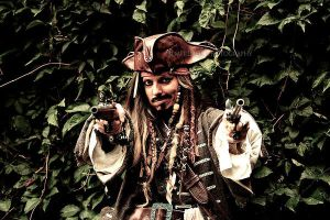Capt Jack Sparrow by CaptJackSparrow123