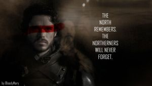 THE NORTHERNERS WILL NEVER FORGET by BloodyMary-NINA